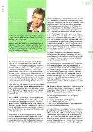 Service im Vermietungsprozess - Analyse & Konzepte