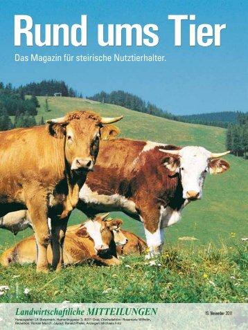Landwirtschaftliche Mitteilungen