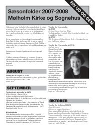 Mølholm kirkeblad 03 07.indt