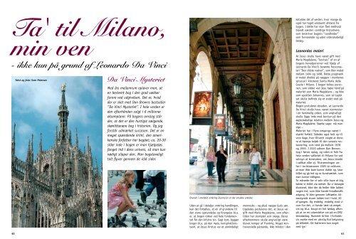 Ta' til Milano, min ven. - Kitta & Sven