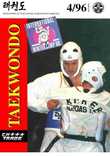Erling Søndergaard - Dansk Taekwondo Forbund