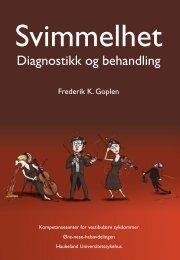 Svimmelhet - Diagnostikk og behandling - Balanselaboratoriet