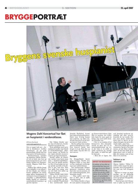 Nr. 07-2007 (25.04.2007) - 2. sektion Størrelse - Bryggebladet