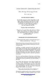 Det Evige Evangelium - The Spirit of Prophecy Publications