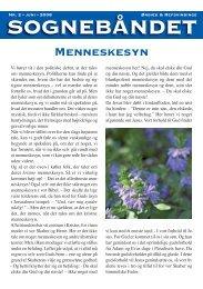 ØrbækRefsv. blad juni 08.indd - Ørbæk Kirke