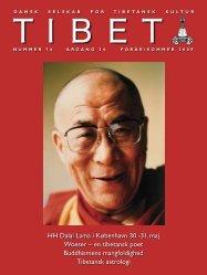 Tibet 74 2009 - Dansk Selskab for Tibetansk Kultur