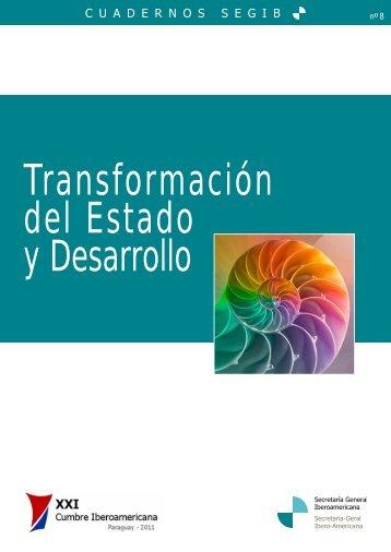 Transformación del Estado y Desarrollo - Segib