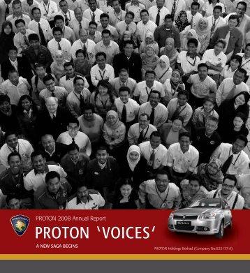PROTON 'VOICES' - ChartNexus