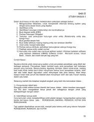 BAB 15 Studi Kasus 1