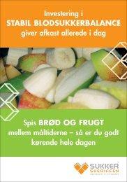 Sukkersheriffens plakater (eksempler