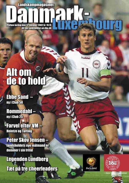 Danmark - Luxembourg - DBU