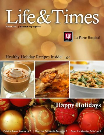 Winter 2011 Issue - IU Health