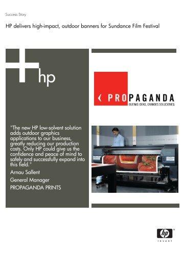 Propaganda (PDF, 5053 KB) - HP