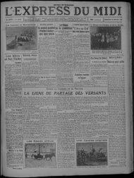 22 janvier 1933 - Bibliothèque de Toulouse - Mairie de Toulouse