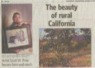 Scott W. Prior Featured in the San Gabriel Valley Tribune November ...
