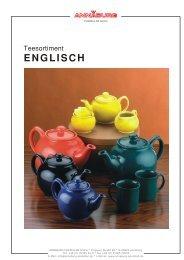 ENGLISCH - ANNABURG Porzellan Gmbh
