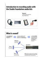 Intro-AudioKits-v1-2.. - MassArt Studio Foundation