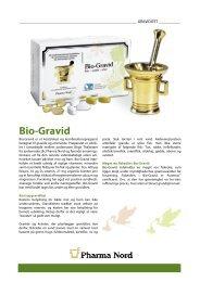 Bio-Gravid - Pharma Nord