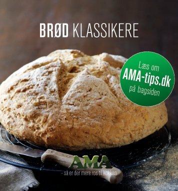 BRØD KLASSIKERE - AMA