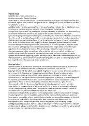 Læs mere om bogen og en række anmeldelser - Den Danske ...