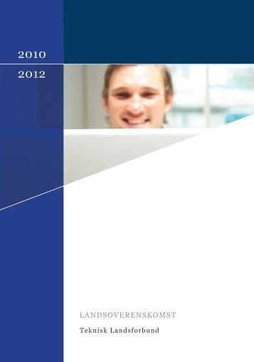 Dansk Erhverv, 2010-2012 - Teknisk Landsforbund