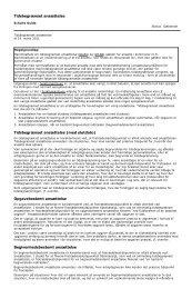 Lovguide om tidsbegrænset ansættelse - Norddjurs Kommune