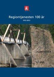 Regiontjenesten 100 år