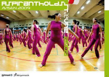 ASPirantholds - Magasinet Gymnast