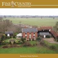 Skeetsmere House, Harleston - Fine & Country