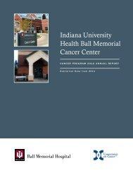 Indiana University Health Ball Memorial Cancer Center - IU Health