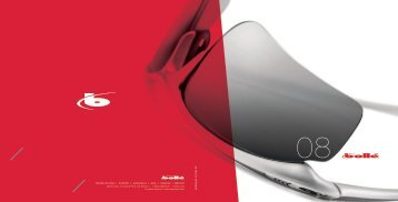 Bolle 2008 Sunglasses Catalog - OpticsPlanet.com