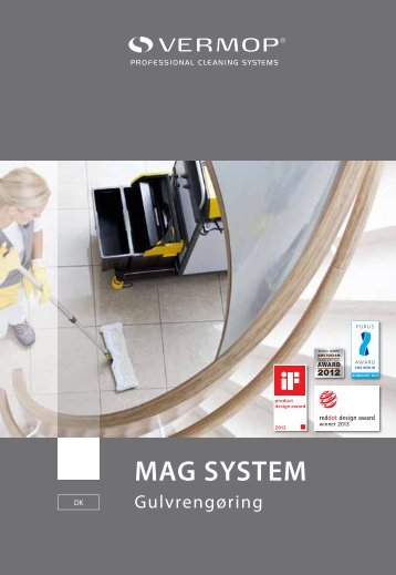 MAG SYSTEM - VERMOP Danmark