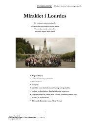 Miraklet i Lourdes - Grand Teatret