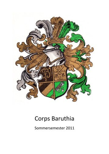 Corps Baruthia