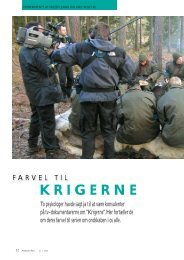 KRIGERNE - Elbo