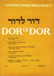 Ruth and Medea - Jewish Bible Quarterly