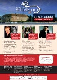 du kan også downloade programmet som pdf her - Kulturfokus