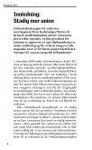 1-2010: Stadig mer union, Lisboatraktaten og EUs utvikling - Nei til EU - Page 5
