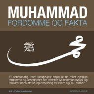 Myhammad - Fordomme og Fakta - Hizb ut-Tahrir