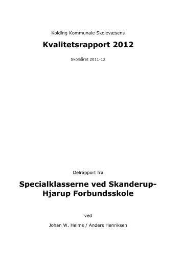 Specialklasserne ved Skanderup-Hjarup Forbundsskole