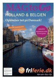 Holland & Belgien - Dansk Fri Ferie