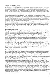 2004 Formandens beretning - Landsforeningen for bygnings- og ...