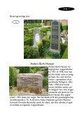 En guide til en gåtur på Løgumkloster Kirkegård - Page 7
