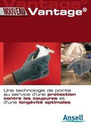 VANTAGE® 70-761 - Ansell Healthcare Europe