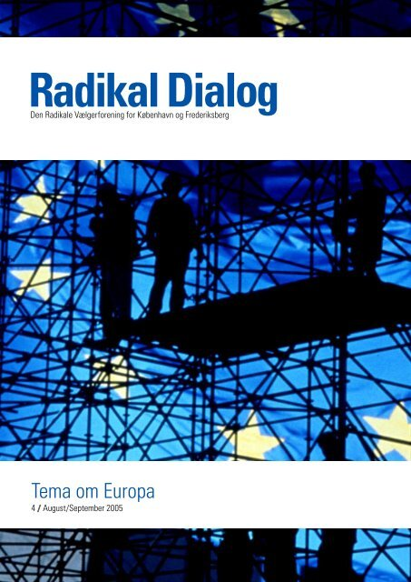 Tema om Europa - Radikale Venstre
