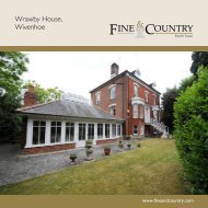 Wrawby House, Wivenhoe - Fine & Country