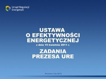 zużcie energii