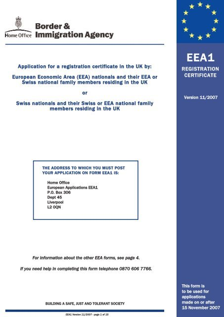 Application for a registration certificate in the UK by     - Gazeta pl