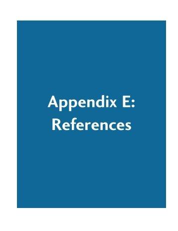 pAppendix E References.pdf - Capita