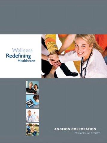 2010 Annual Report - MGC Diagnostics